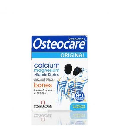 Vitabiotics Osteocare Tablets 30шт