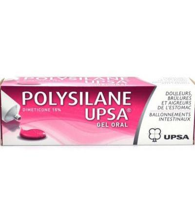 Polysilane UPSA Oral Gel