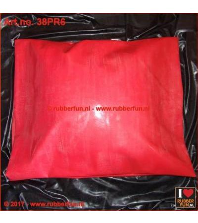 PILLOW CASE - clinical red natural rubber 60х70 cm 0,65 mm