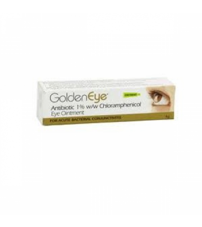 Golden Eye Ointment 4g