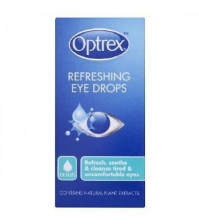 Optrex Eye Care Refreshing Drops 10ml