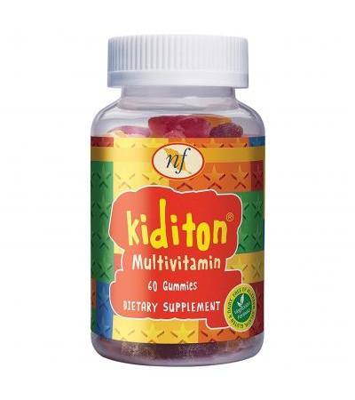 Natural Fervor Kiditon MultiVitamin