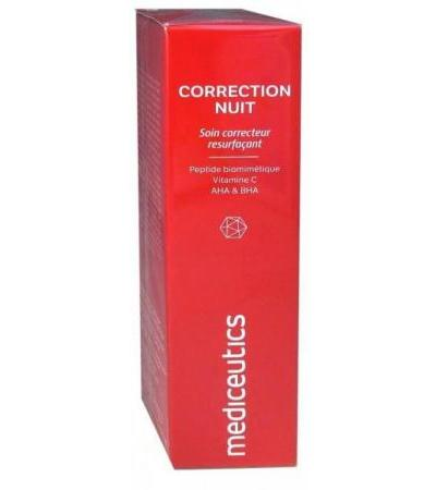 MEDICEUTICS CORRECTION NUIT RESURFACANT 50ML