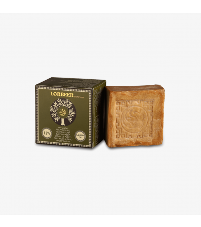 Traditional Aleppo Soap 12% laurel oil