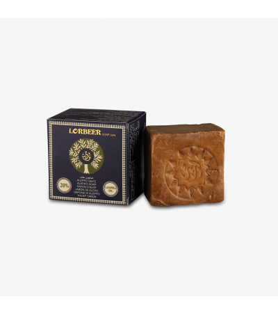 Traditional Aleppo Soap 20% laurel oil