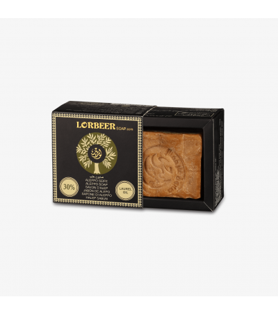 Traditional Aleppo Soap 30% laurel oil