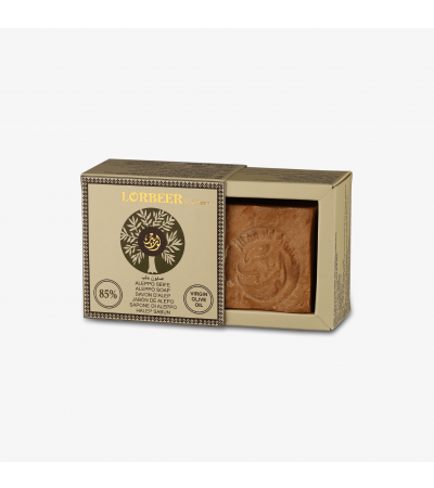 Traditional Aleppo Soap  EXTRA VERGIN 15% laurel oil
